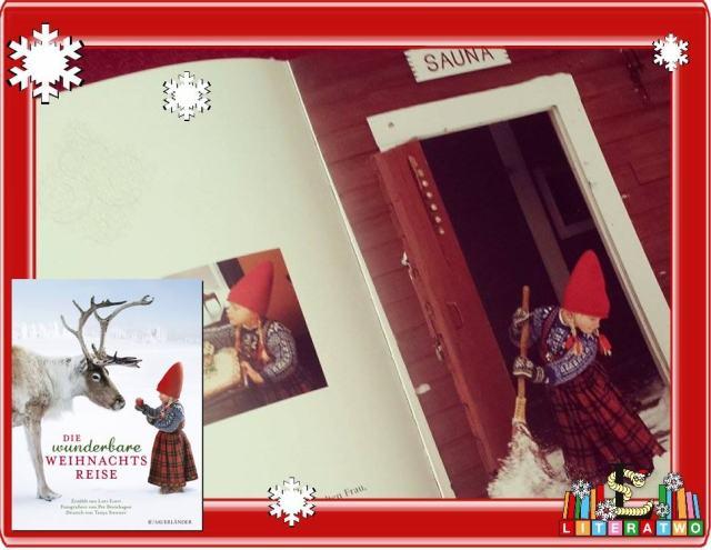 Die wunderbare Weihnachtsreise ~ Lori Evert