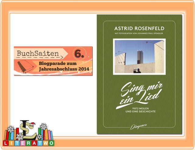 Sing mir ein Lied ~ Astrid Rosenfeld