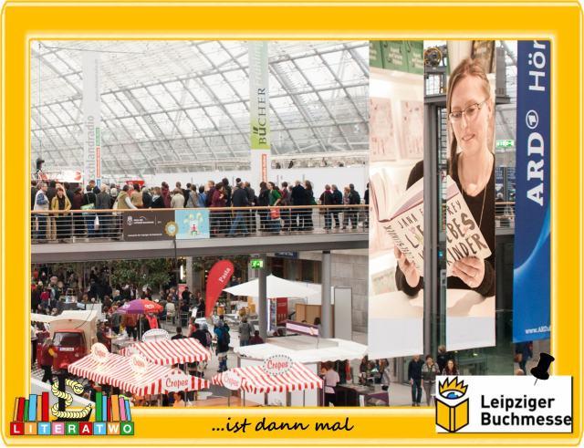 Buchmesse Leipzig 2015