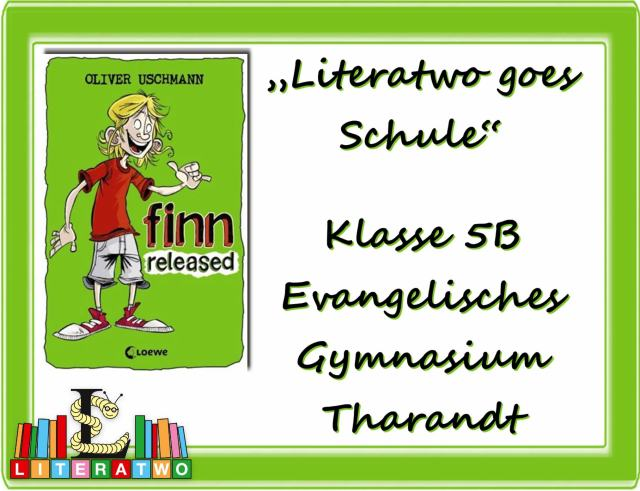 Finn released ~ Oliver Uschmann