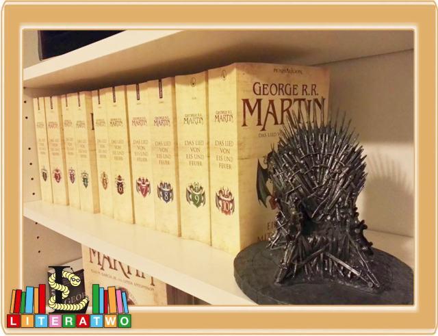 Rothfuss ~ Tolkien ~ Martin