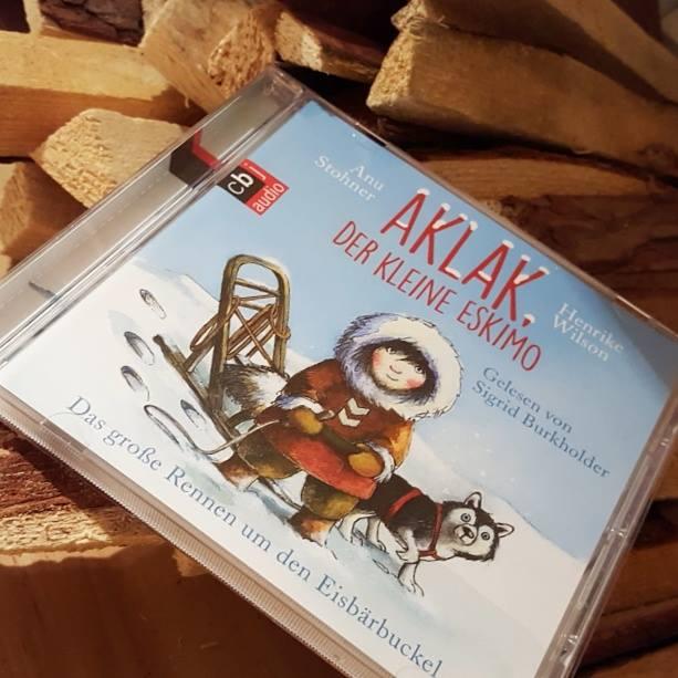 Aklak, der kleine Eskimo: Das große Rennen um den Eisbärbuckel