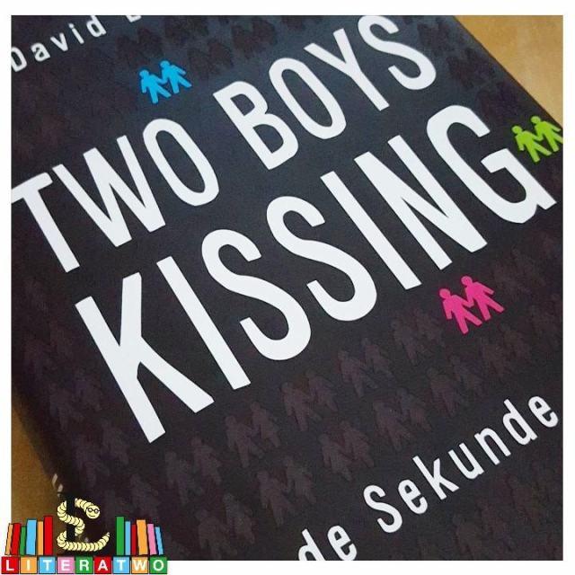 Two Boys Kissing ~ David Levithan