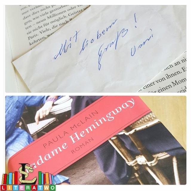 Madame Hemingway ~ Paula McLain