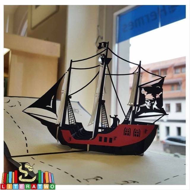 Buchhandlung Findus - Piraten aufgepasst