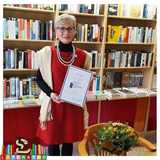 Buchhandlungspreis 2016