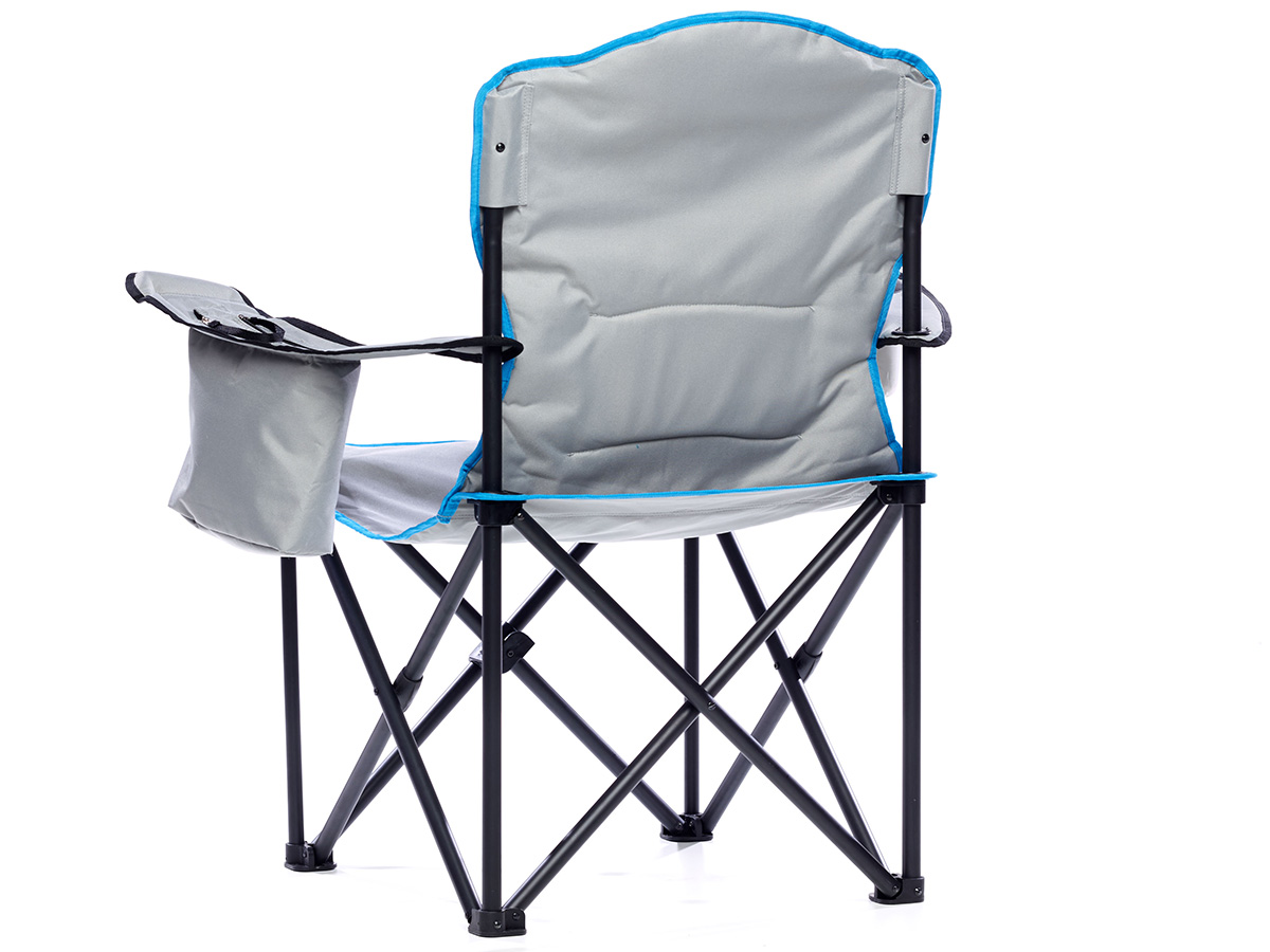 Deluxe Camping Chairs Skandika Camping Chair Deluxe Portable Foldable Insulated