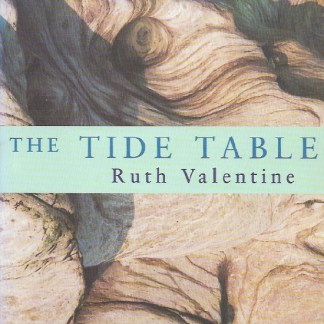 Ruth Valentine - The Tide Table book cover