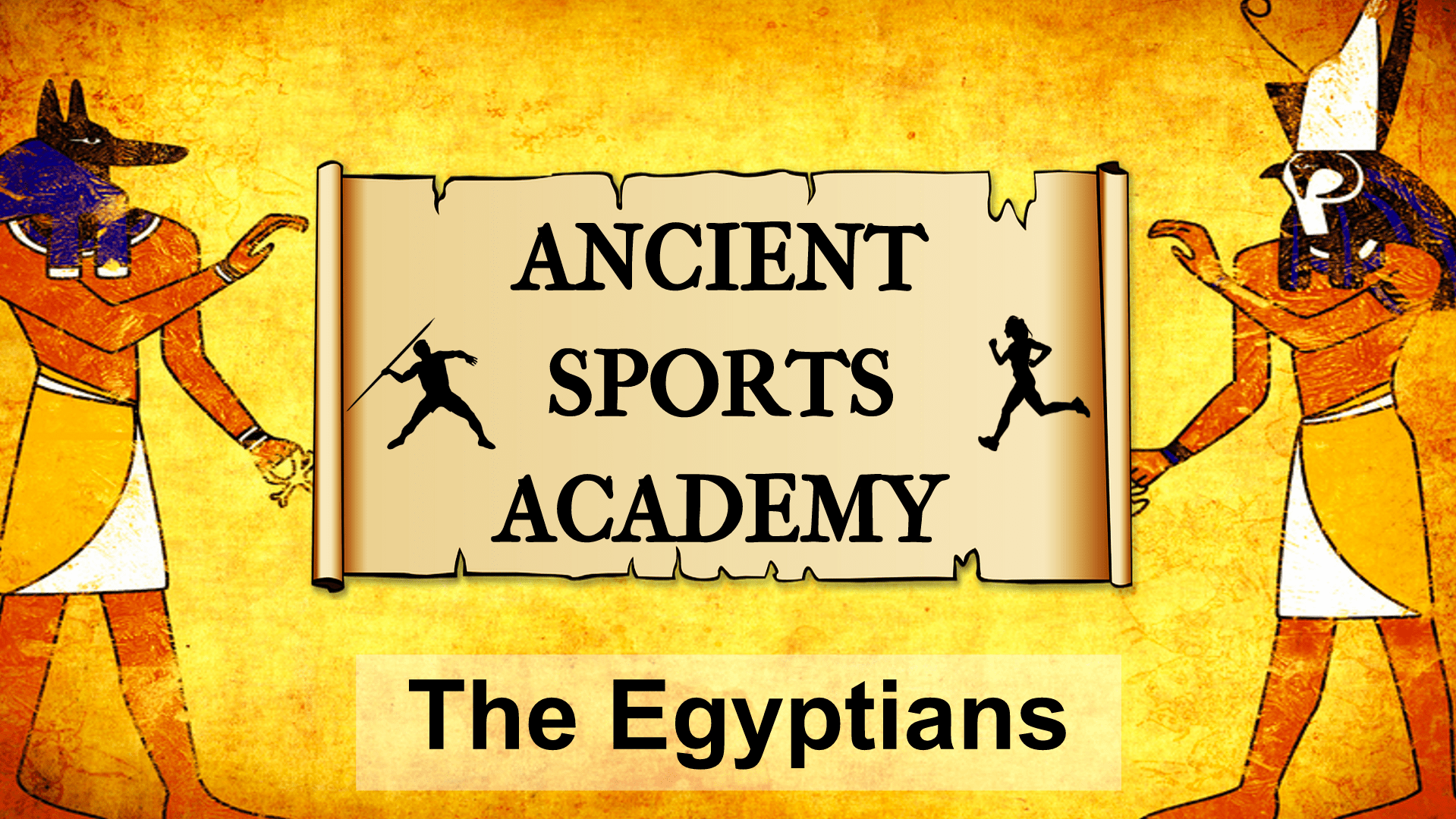 Ancient Sports Academy Egyptians Ks2 English History