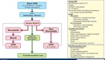 Pulseless Electrical Activity • LITFL • CCC Resuscitation