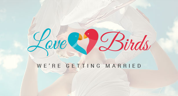 Lovebirds - Responsive Wedding HTML Template - 1