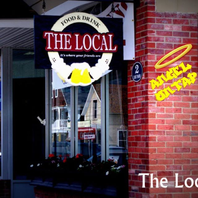 Misguided Angel is on tap at The Local in Warner! #lithermanslimited #nhbrewers