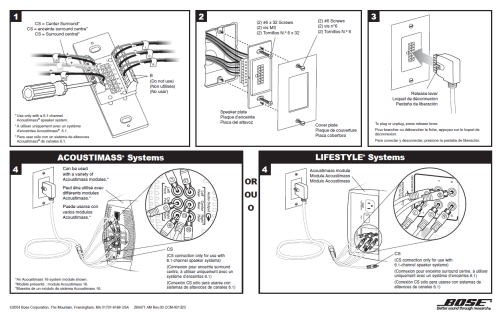 small resolution of bose lifestyle wiring diagram 10