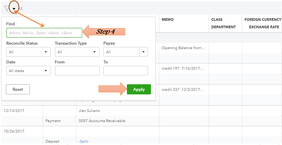 I want to delete the opening balance equity created by QB