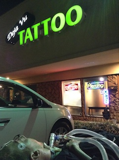 If you ever need a tattoo in Baton Rouge, Deja Vu is for you…!