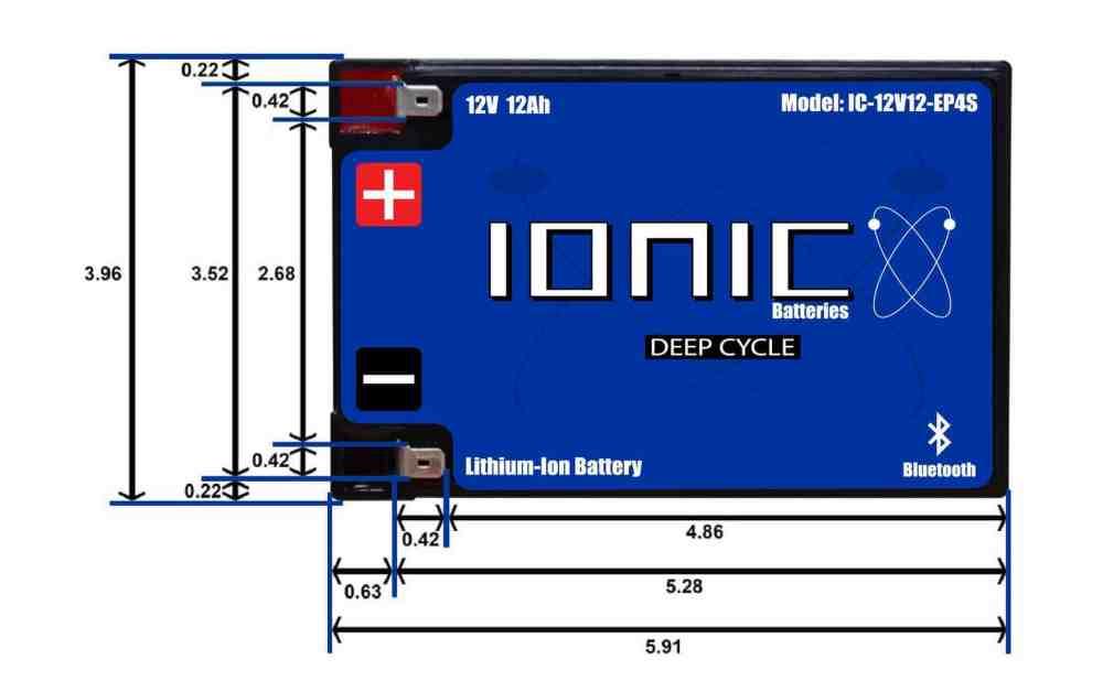 medium resolution of 12 volt 12ah battery