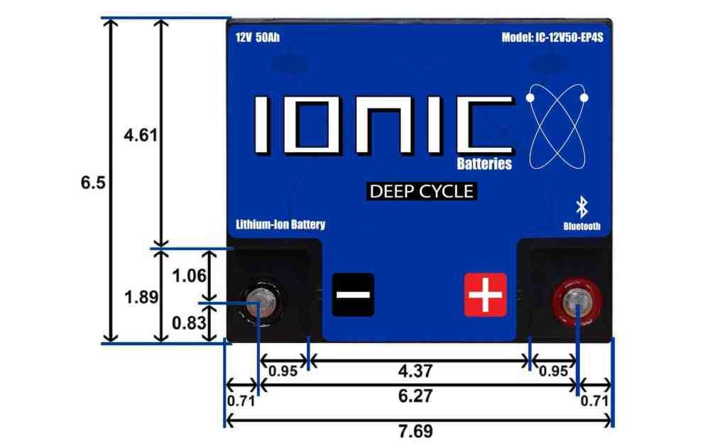 medium resolution of 12 volt 50ah battery