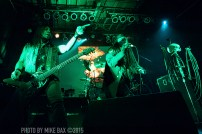 Ministry - Phoenix Concert Theatre, Toronto - June 17th, 2015 photo by Mike Bax