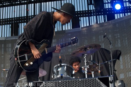 The Bots - Edgefest Summer Concert Series TWO – TD Echo Beach, Toronto – Wednesday, July 29th 2015 - photo by Mike Bax