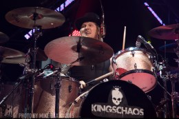 Kings of Chaos - Casino Rama, Orillia - October 30th, 2015 photo by Mike Bax