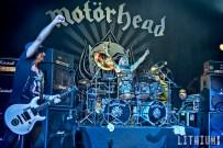 Motorhead performs on Motorheads Motorboat