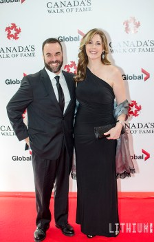 Cristie Healey and Roger Costa