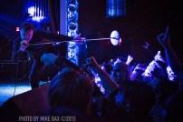 Deafheaven - The Opera House, Toronto - November 1st, 2015 Photo by Mike Bax