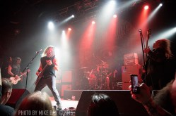 Corrosion Of Conformity - The Opera House, Toronto - December 1st, 2015 - photo by Mike Bax