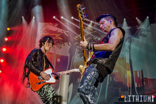 Marianas Trench at The Air Canada Centre