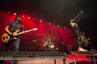 August Burns Red - Guelph Concert Theatre, April 10th, 2016 - photo by Mike Bax