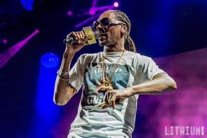 Snoop Dogg at The Molson Amphitheatre in Toronto