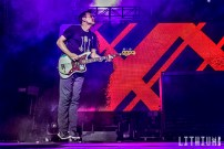 Blink-182 at Te Molson Amphitheatre