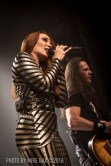 Epica - The Phoenix Concert Theatre, Toronto - November 6th, 2016 - photo Mike Bax