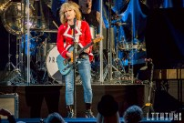 Chrissie Hynde and The Pretenders perform at The Air Canada Centre in Toronto
