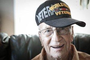 WWII Veteran Hat