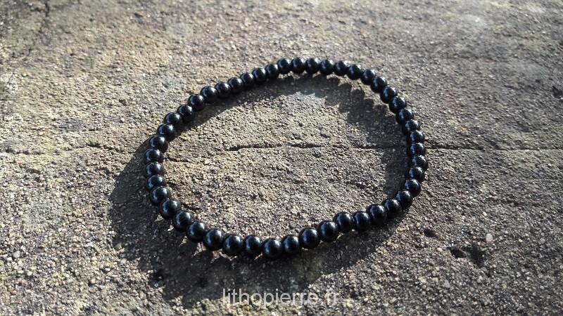 Bracelet en tourmaline