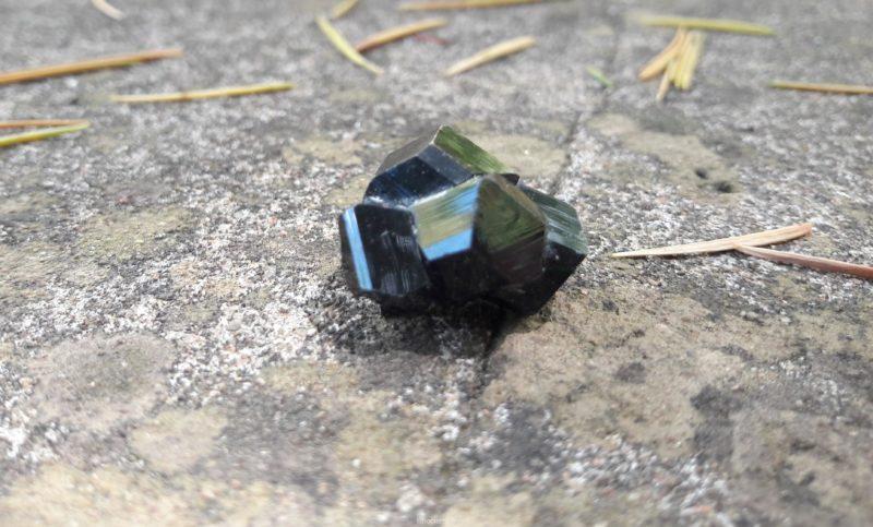 Tourmaline en cristaux