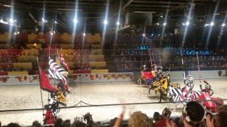 Medieval times (1)