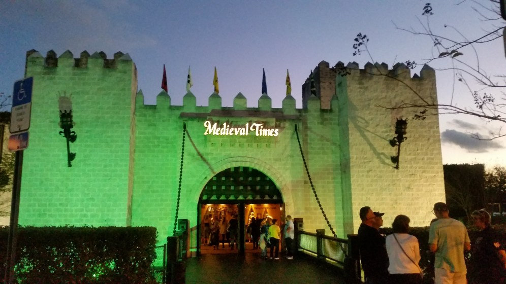 Medieval times (2)