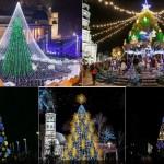 Select The Most Beautiful Christmas Tree Of Lithuania The Lithuania Tribune