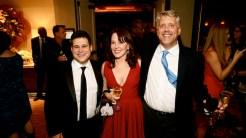 Dave Shaw, Brenda Thompson and friend