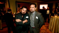 Derek Ahonen and Rob Franco