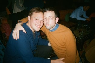 Garth Greenwell and Max Freeman
