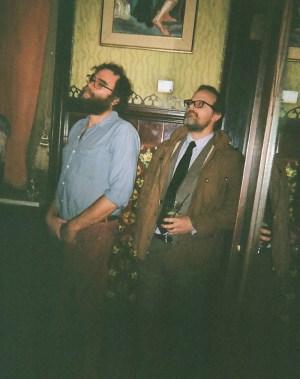 Joel and John Jeremiah Sullivan