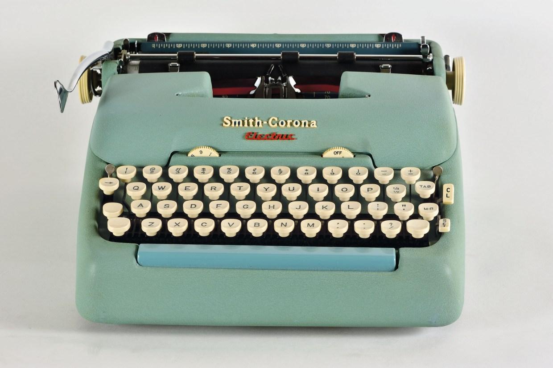 Smith-Corona Electric Portable, 1957