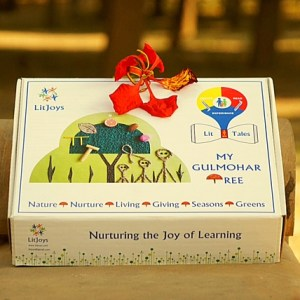 Story for kids about nature & experiential learning activities with arts & crafts