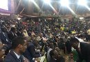 VIDEO: Commotion as Delegates Struggle to Access Main Auditorium at Bomas Ahead of BBI Report Launch