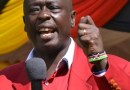 Drama as Mathira MP Rigathi Gachagua Takes The  Fight to Chinese at Nyeri Road Site