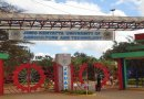 Jomo Kenyatta University Shut Down as Students Protest Over Insecurity