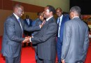 Kalonzo Musyoka Labelled 'Watermelon' Again After Quick Handshake with DP Ruto